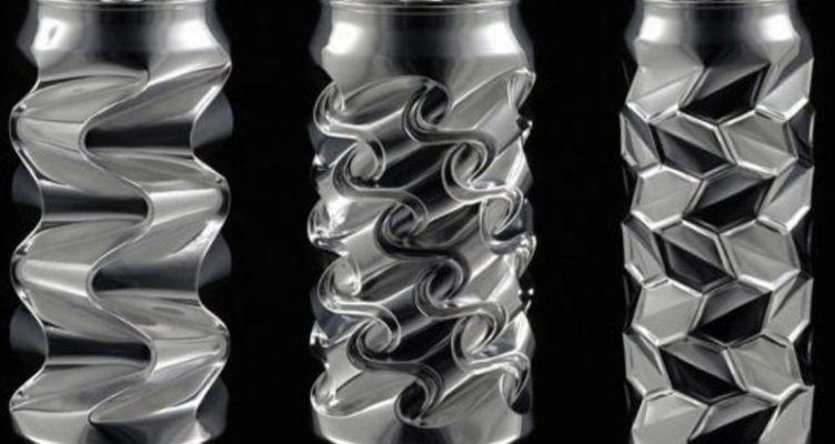 Κουτάκια αναψυκτικών… σε έργα τέχνης – Πωλούνται πάνω από 2.000 δολάρια (Βίντεο)