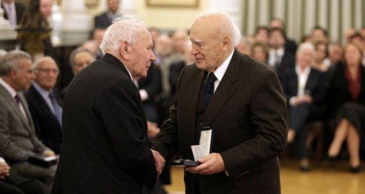 Λάζαρος Αρσενίου: «Έφυγε» σε ηλικία 104 ετών ο γηραιότερος Έλληνας δημοσιογράφος