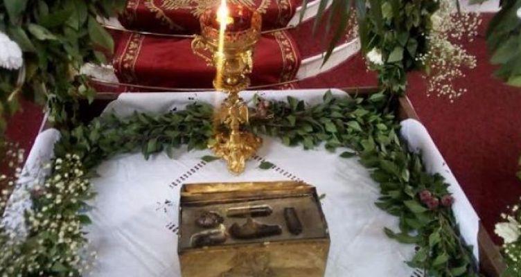 Γιορτάζει ο Άγ. Γεώργιος στο Βασιλόπουλο Ξηρομέρου – Σε προσκύνημα ιερό λείψανο