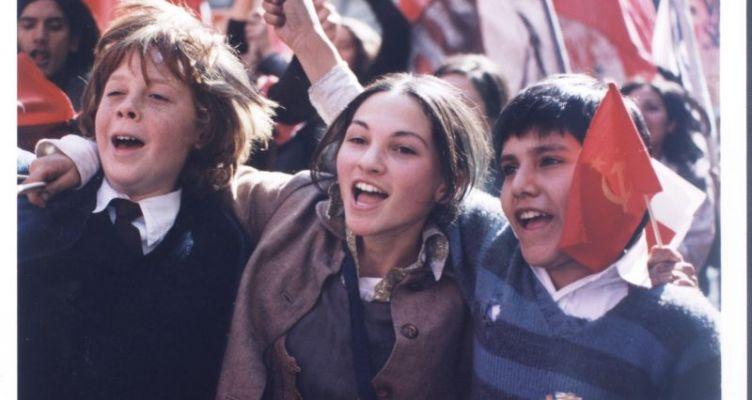 Αγρίνιο: Νύχτες κινηματογράφου με«MACHUCA»