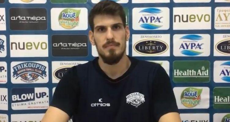 Α2 Μπάσκετ Ανδρών: Με ανεβασμένο ηθικό στην Αμαλιάδα ο Χαρίλαος (Βίντεο)
