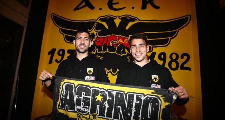 Super League: Χαμός με Μπακασέτα-Πόνσε στο Αγρίνιο (Φωτό)