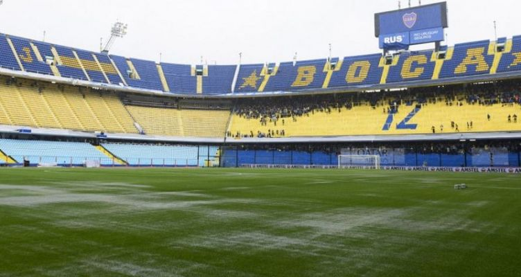 Copa Libertadores: Αναβλήθηκε λόγω κακοκαιρίας το Μπόκα-Ρίβερ!