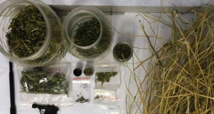 Εκτός έδρας «μπλόκο» του Α.Τ. Ναυπακτίας σε καλλιεργητές ναρκωτικών