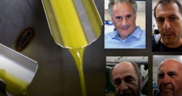 Ναυπακτία: Σε απόγνωση οι ελαιοπαραγωγοί – Αποκαρδιωτική η εικόνα (Βίντεο)