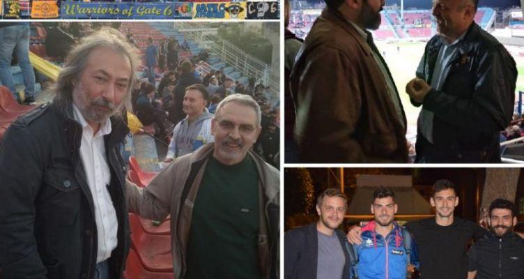 Συζήτηση για το γήπεδο Παναιτωλικού, το γήπεδο στη Βόνιτσα και στο Μύτικα
