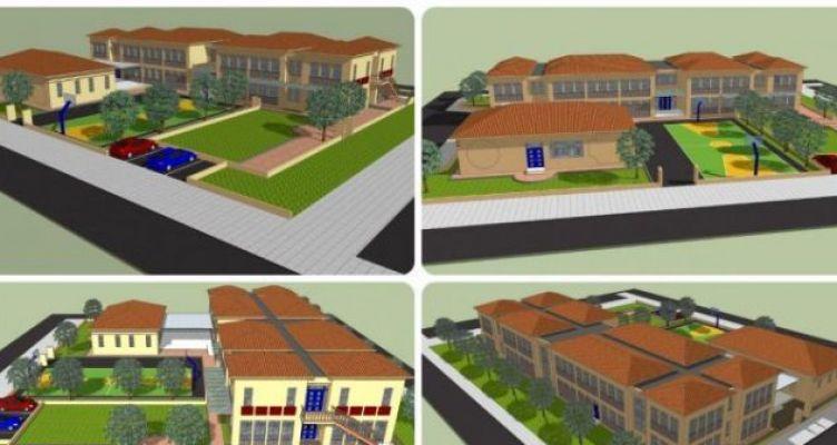 Έναρξη εργασιών για το νέο κτίριο του Δημοτικού Σχολείου και Νηπιαγωγείου Μύτικα