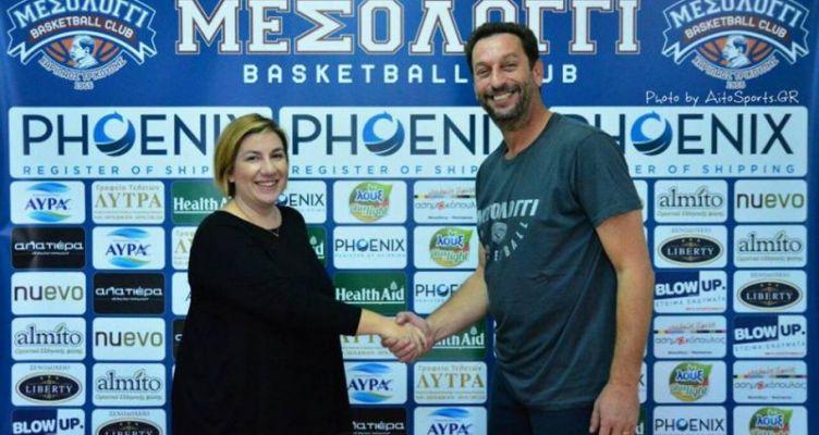 Α2 Μπάσκετ Ανδρών: Ο Ντίνος Καλαμπάκος νέος προπονητής του Χαρίλαου