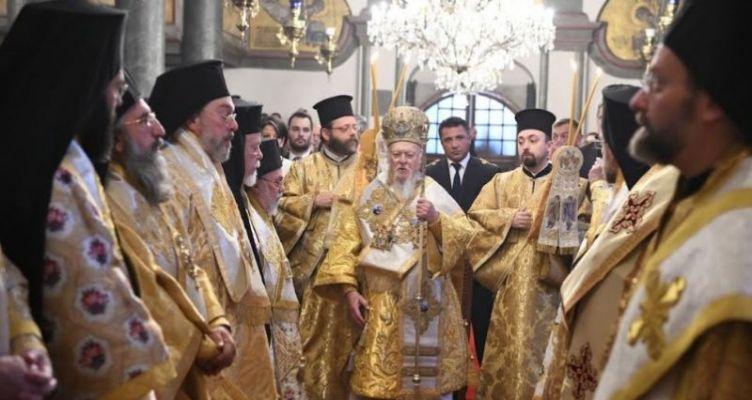 Το Οικουμενικό Πατριαρχείο τίμησε τον ιδρυτή του Άγιο Απόστολο Ανδρέα τον Πρωτόκλητο
