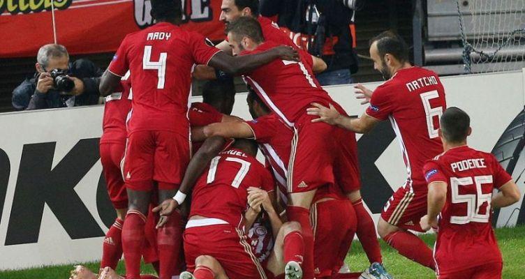 Europa League: Ο Ολυμπιακός τους πήρε και τα… σώβρακα!