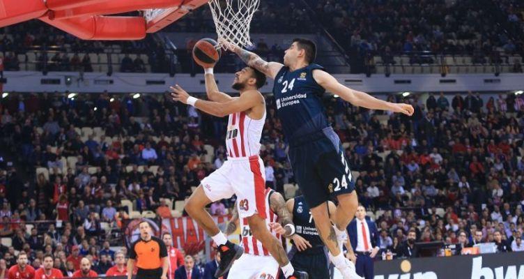 Euroleague Basketball: Αλώβητος στη «διαβολοβδομάδα» ο Ολυμπιακός!