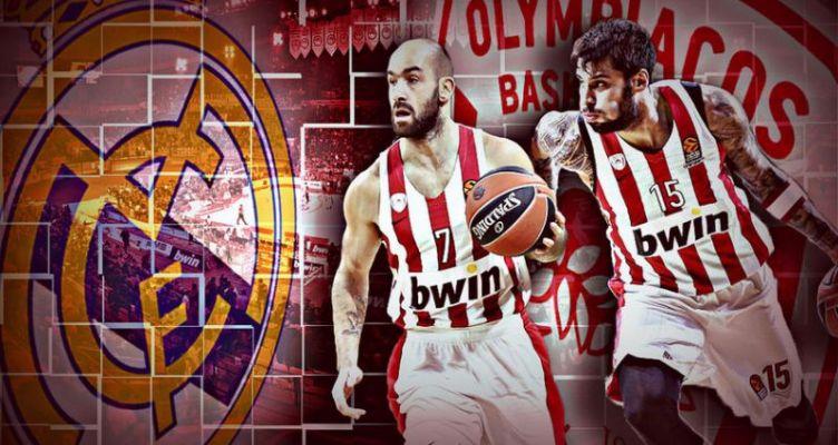Ολυμπιακός – Ρεάλ Μαδρίτης: Live στον Agrinio937 fm, διαδικτυακά στο AgrinioTimes.gr (20:45)