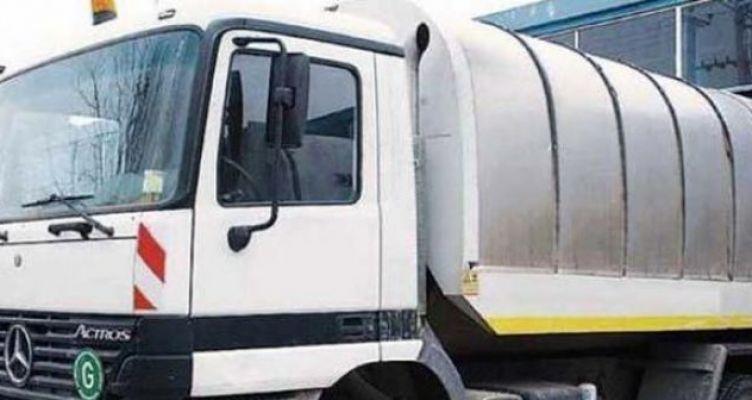 Κλειστό την Δευτέρα το γκαράζ καθαριότητας του Δήμου Ι.Π. Μεσολογγίου