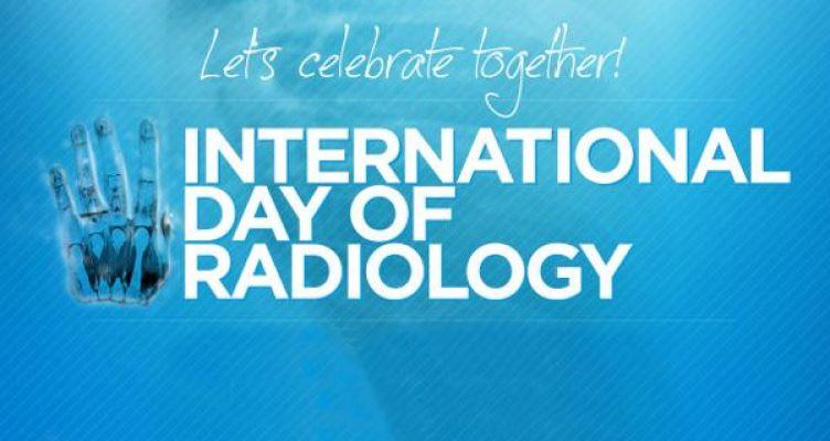 8η Νοεμβρίου εορτασμός Παγκόσμιας Ημέρας Ακτινολογίας