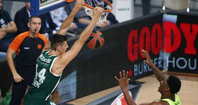 Euroleague Basketball: Ένας Παναθηναϊκός… ατσάλινος νίκησε την Μπαρτσελόνα
