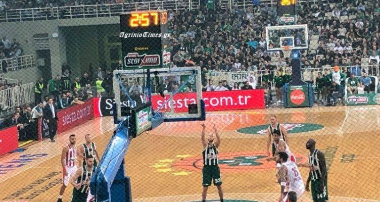 Euroleague Basketball: Νίκη με ανατροπή για τον Παναθηναϊκό (Φωτό AgrinioTimes.gr)