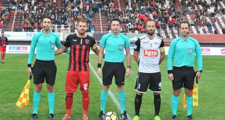 Football League: Χάνει έδαφος η Παναχαϊκή, μπορούσε τη νίκη ο Καραϊσκάκης