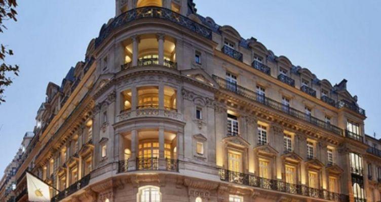 Μια παρισινή πολυκατοικία του 19ου αιώνα για την Apple