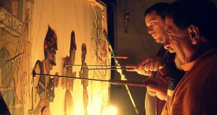 Αγρίνιο-Φαντασία: Ο Χρ. Πατρινός με τον »Καραγκιόζη στο μαγεμένο δάSOS»