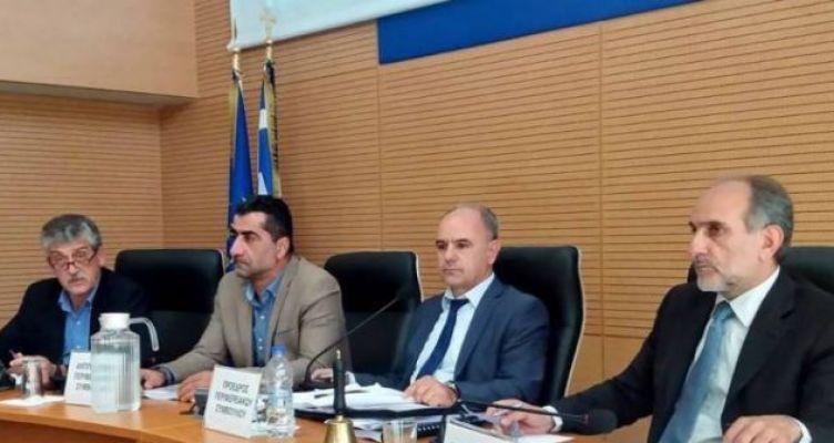 Αποφάσεις για αθλητικά έργα και αντιπλημμυρικά – Συζήτηση για τον Κόμβο Μενιδίου