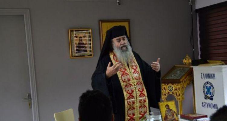 Ποιμαντική Επίσκεψη του Προϊσταμένου της Υπηρεσίας Θρησκευτικού στη ΓΕ.Π.Α.Δ. Δ.Ελλάδας