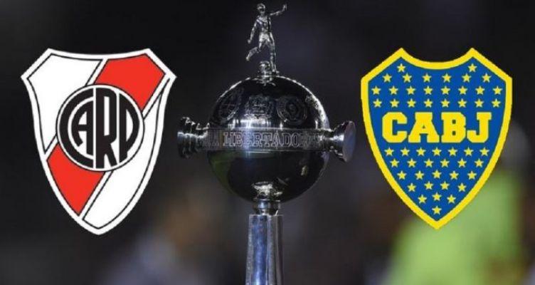 Για πρώτη φορά τελικός Copa Libertadores με Ρίβερ-Μπόκα