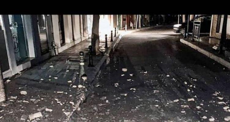 Συνεχίζονται οι αυτοψίες στη Ζάκυνθο – Προσωρινά ακατάλληλα 124 κτίρια