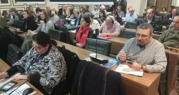 Αγρίνιο: Οι εργασίες του Συνεδρίου των Ευρωπαίων Δημοσιογράφων