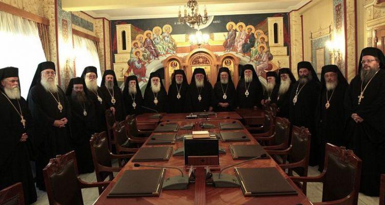 Έκτακτη σύγκληση της Ιεραρχίας για τη συμφωνία Τσίπρα-Ιερώνυμου