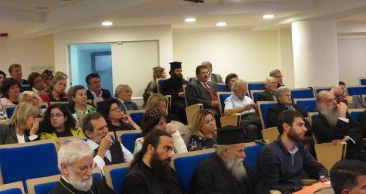 Αμφιλοχία: Διεθνές συνέδριο για τα 150 έτη από την ανέγερση του Ι.N. Αγ. Αθανασίου (Φωτό)
