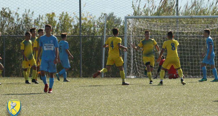 Super League-Παναιτωλικός: Ισόπαλη η Κ17, έχασε η Κ15