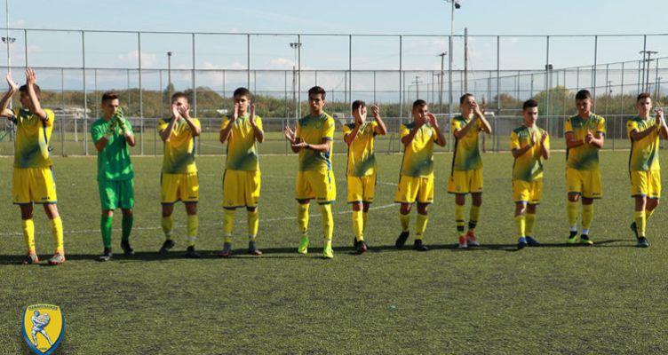Super League K15-Κ17: Έχασαν οι ομάδες του Παναιτωλικού