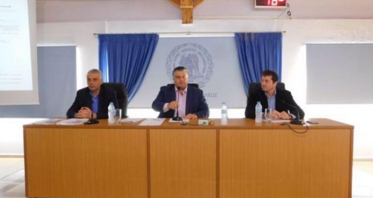 Άμεση συνάντηση με τον Δ. Βίτσα ζητά ο Δήμος Ι.Π. Μεσολογγίου