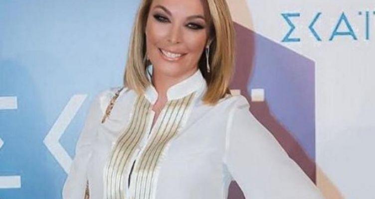 Η Τατιάνα Στεφανίδου σε Gala του My Style Rocks