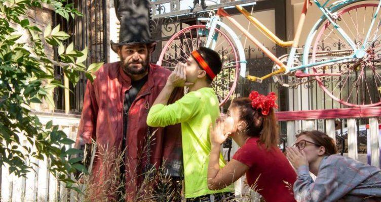 ΔΗ.ΠΕ.ΘΕ. Αγρινίου: «Ο Εγωιστής Γίγαντας» ανοίγει αυλαία για το κοινό την Κυριακή