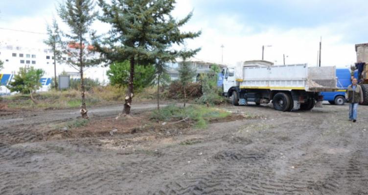Δήμος Πατρέων: Νέος δωρεάν δημοτικός χώρος στάθμευσης στο αμαξοστάσιο του ΟΣΕ