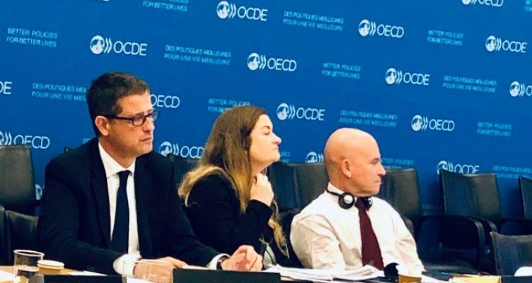 Ισχυροποιείται ο θεσμικός ρόλος της Ελλάδας στον ΟΟΣΑ