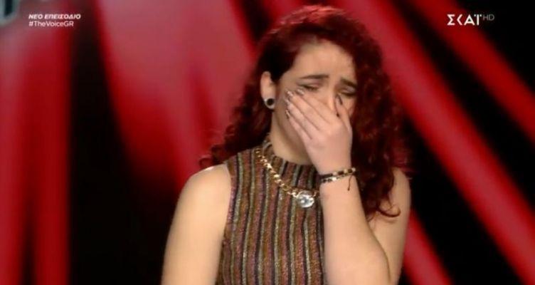 The Voice: Η Αγρινιώτισσα που αφιέρωσε τη νίκη-πρόκριση στη γιαγιά της! (Βίντεο-Φωτό)