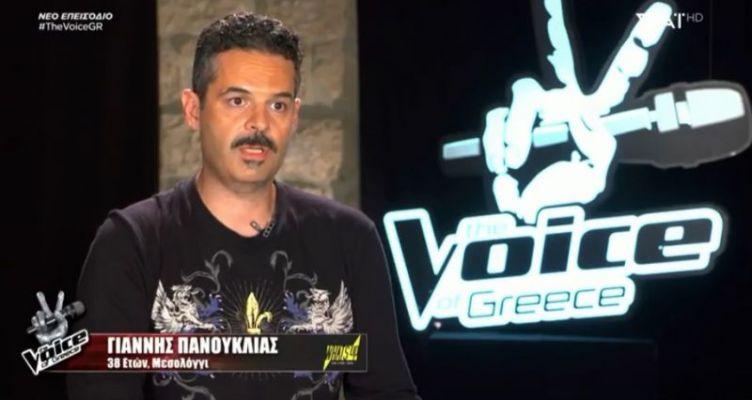 The Voice: Το Αγρίνιο νίκησε – Ο Κ. Μαραβέγιας συνεχίζει με Γιάννη Πανουκλιά! (Φωτό-Βίντεο)