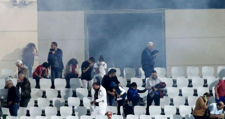 Παναχαϊκή-Ολυμπιακός: Το θέμα ερμηνείας των άρθρων για τα επεισόδια στην Πάτρα