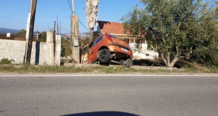 Τροχαίο ατύχημα στο Αιτωλικό