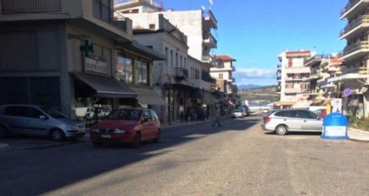 Αμφιλοχία: Τροχαίο ατύχημα στο κέντρο της πόλης – Τραυματίστηκε αστυνομικός