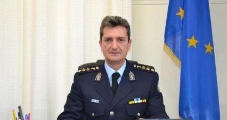 Ανδρέας Τσαπικούνης: Ο νέος διευθυντής της Υποδιεύθυνσης Ασφαλείας Πατρών