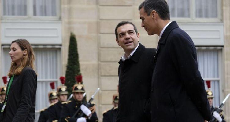 Τσίπρας στο Παρίσι: Ακροδεξιοί και εθνικιστές έχουν διαχρονικό σχέδιο