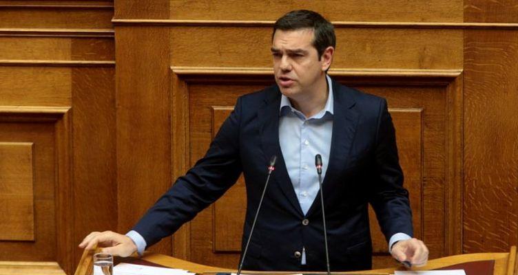 Ανακοίνωση του Αλέξη Τσίπρα για τη συνταγματική αναθεώρηση
