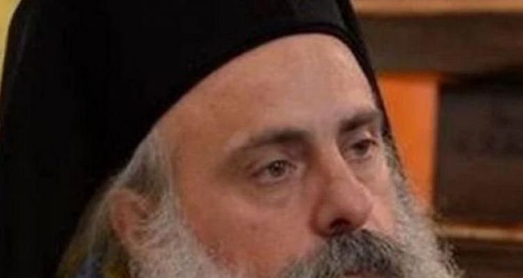 Από την Κυπάρισσο Αγρινίου ο Μητροπολίτης Κανάγκας Αρχιμ. Θεοδόσιος Τσιτσιβός