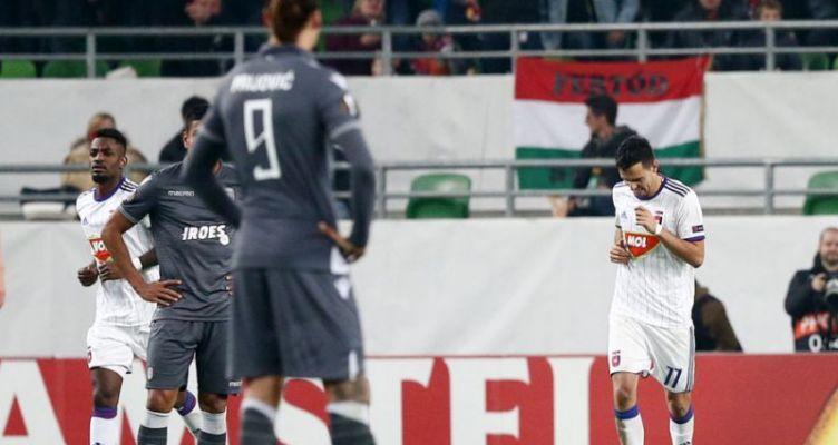 Europa League: Κατώτερος των περιστάσεων ο Π.Α.Ο.Κ.