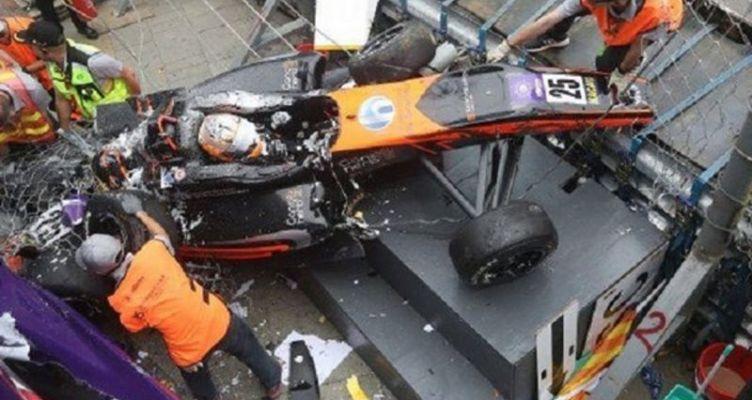 Στο χειρουργείο η 17χρονη πιλότος της F3 που τραυματίσθηκε στο Grand Prix του Μακάο (Βίντεο)