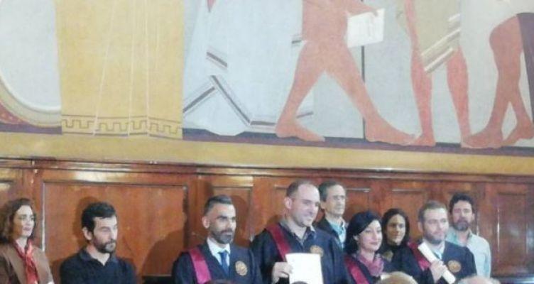 Σε Διδάκτορα στο Πάντειο Πανεπιστήμιο αναγορεύτηκε ο Νίκος Χούτας (Φωτό)