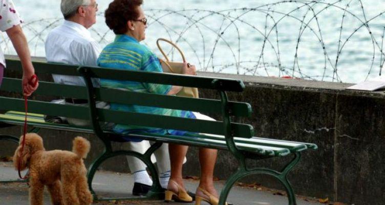 Ζευγάρι ηλικιωμένων δεν τους χώρισε ούτε ο θάνατος